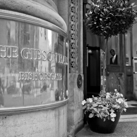 Gibson-Hall-location