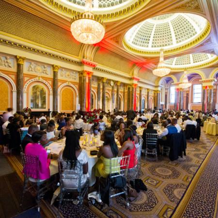 dinner-Gibson Hall