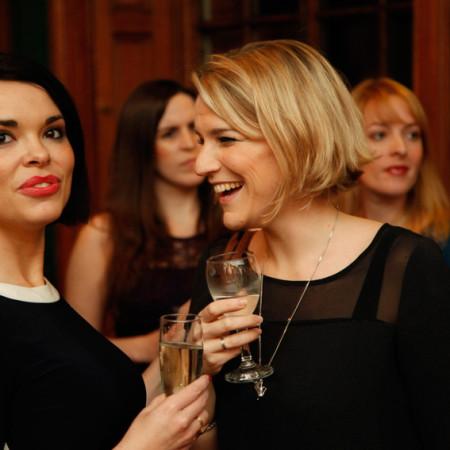 Laugh-wine-event